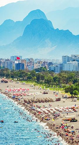 5 Adımda Antalya'da Huzurlu ve Keyifli Bir Tatilin Sırrı