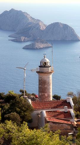 Akdeniz'in Kılavuz Feneri Gelidonya
