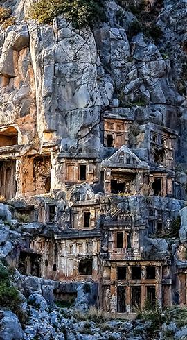 Myra Antik Kenti ile İlgili Bilinmesi Gereken 5 Bilgi