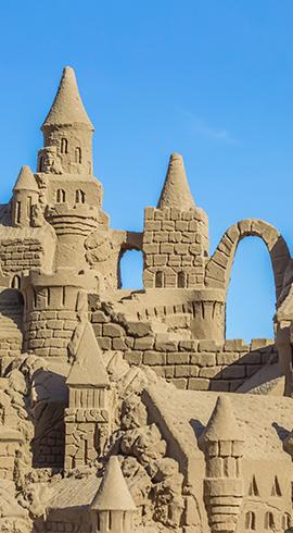 Sanat ve Eğlencenin Birleştiği Yer: Sandland Kum Heykel Müzesi