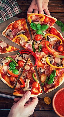 Pratik Lavaş Pizza Tarifi