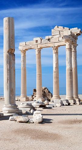 Medeniyetlerin Tarihine Yolculuk Edin, Side Antik Kenti