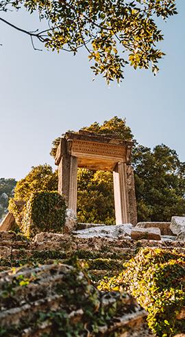 Güllük Dağı'nın Doruklarındaki Tarihe İz Bırakan Termessos Antik Kenti