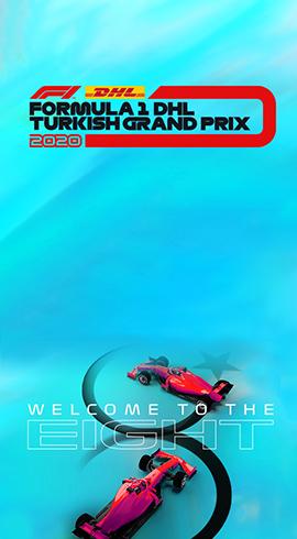 Formula 1™ Yeniden İstanbul'da!