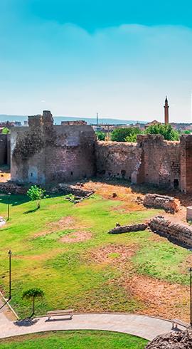 Diyarbakır Surlarının Tarihi