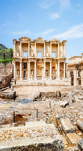 Antik Çağın Uygarlık Merkezi: Efes Antik Kenti