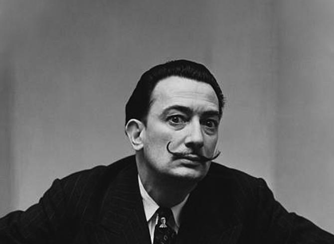 Ünlü Ressam Salvador Dali'nin Dikkat Çekici Hayat Hikayesi