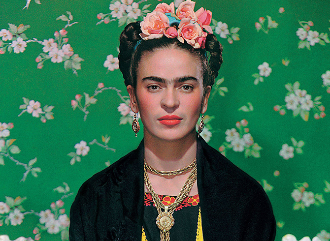 The Tragic and Artful Life Story of Frida Kahlo