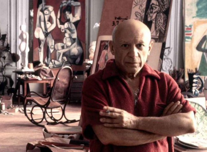 The Extraordinary Life Story of Pablo Picasso