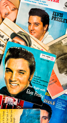About Elvis Presley, One of Legends of Music, and His Life