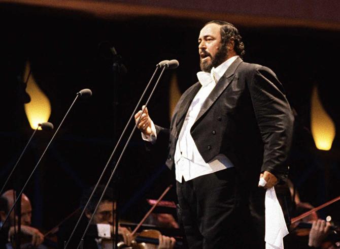Modern Opera Döneminin En Önemli Ses Sanatçılarından; Luciano Pavarotti