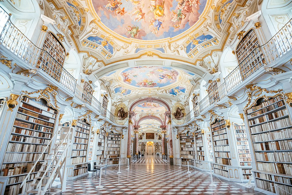 The 10 Most Beautiful Libraries of the World
