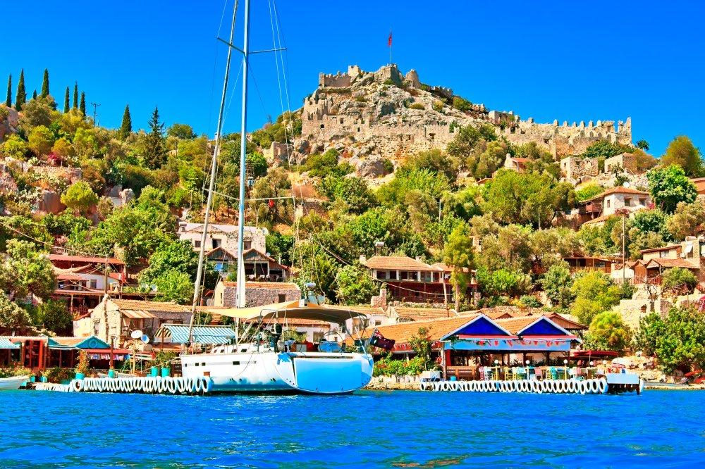Akdeniz'in En Şirin 10 Sahil Kasabası