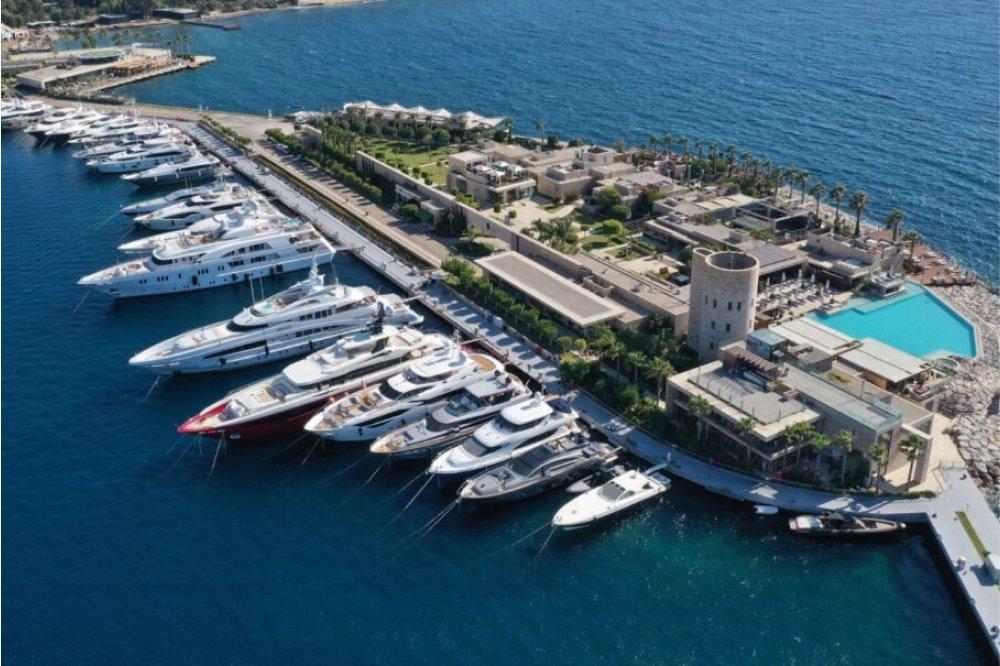 Ege ve Akdeniz'in En Ünlü Marinaları